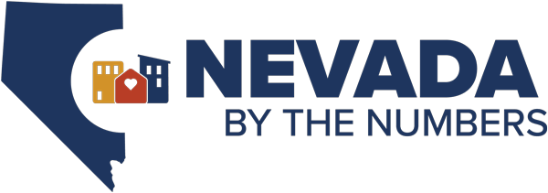Nevada By The Numbers logo